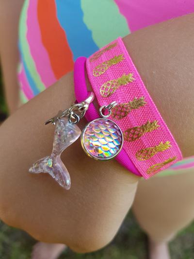 zeemeerminnen armbandje